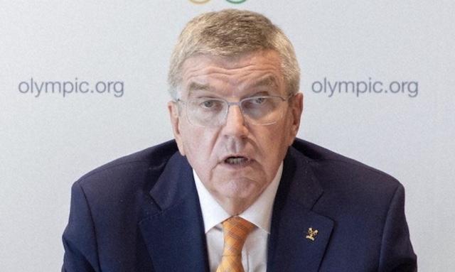 IOC、五輪参加は「従前通り自己責任で」