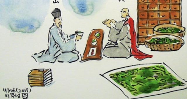 韓国紙「ノクチャ(緑茶)は私たちが日本に伝えた」