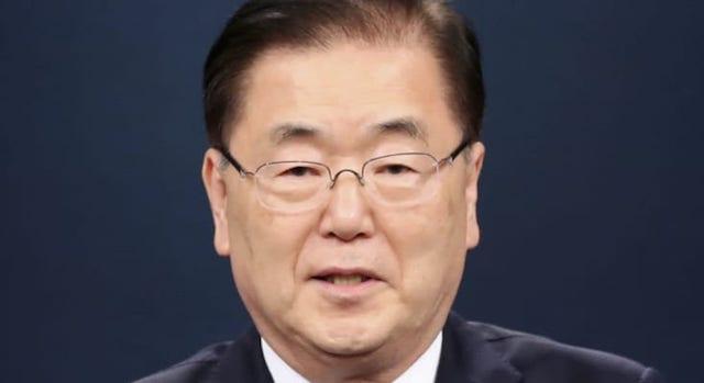 【日韓合意】韓国・チョン外相「韓国を『国際法を違反する国だ』と罵っている」「日本がそのように言う資格があるのか!」