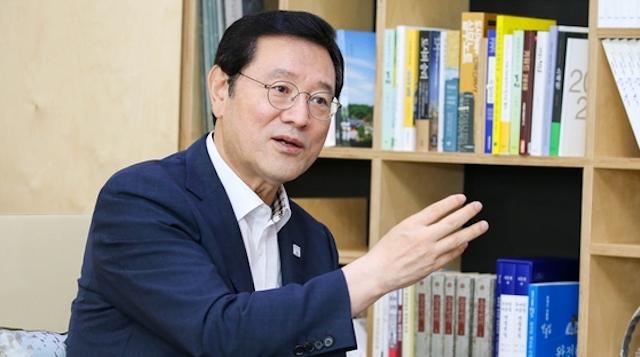 【海洋放出】韓国・光州市長「日本は韓日の歴史を歪曲しただけでは足らず、私たちの生活を丸ごと破壊しようとしている」
