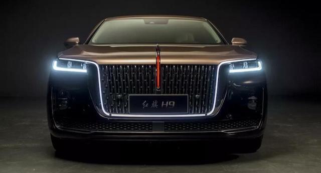 中国製最高級車「紅旗H9」、日本での販売価格は610万5000円~