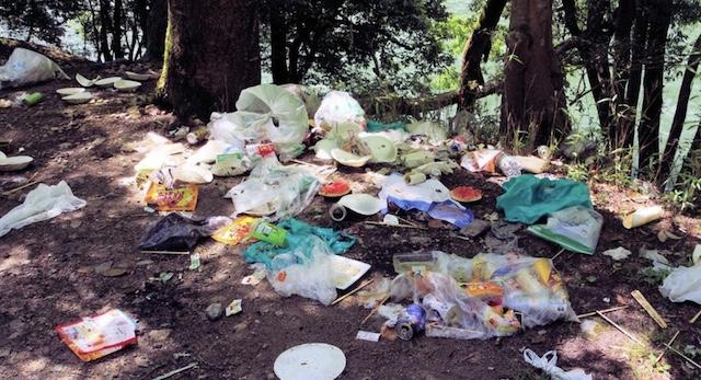 【宇治川】公園や私有地で「禁止行為」のバーベキュー相次ぐ 無断侵入やごみ散乱も