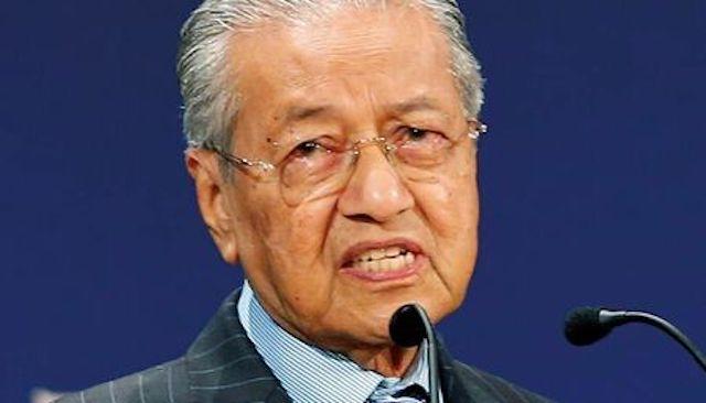 マレーシア前首相が米日豪印に警告「世界経済回復のために中国を怒らせてはならない」