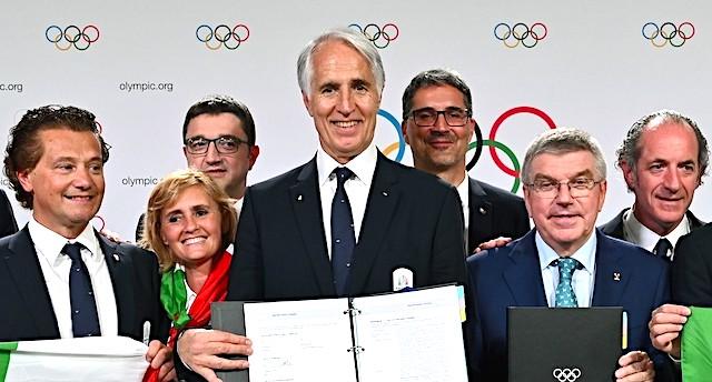 IOC、五輪HPの竹島表記は「問題なし」 韓国側に回答