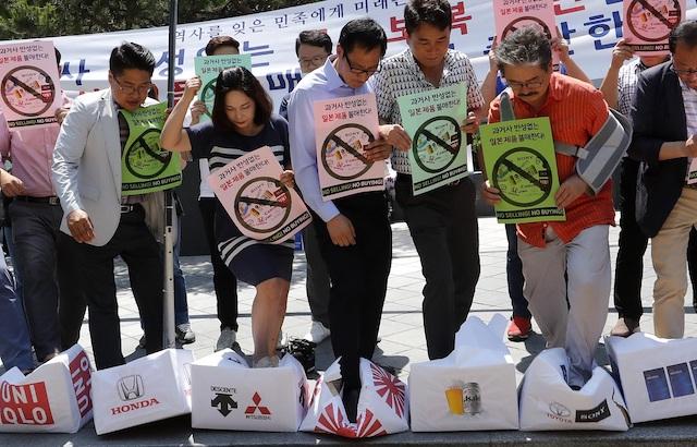 【反日疲れ】韓国が『脱日本』を進めたら世界が『脱韓国』になっていた… 日本製品不買運動から2年、潮目が大きく変化
