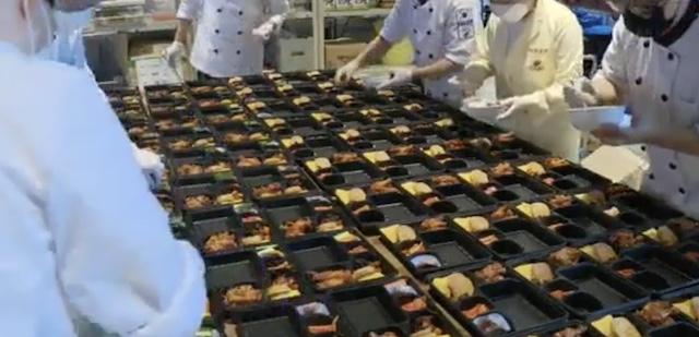 """韓国""""放射能フリー弁当""""五輪選手団に提供へ キムチなど韓国から持ち込み、日本で調達する食材は放射性物質の検査"""