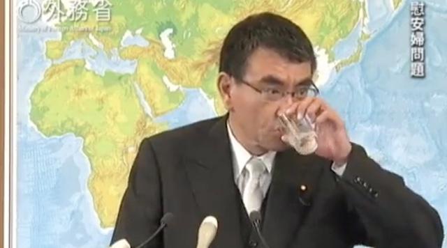 河野太郎氏が『河野談話』について質問を受ける動画が話題に… → ネット『まるで他人事のように振る舞い正面から全く答えない 』