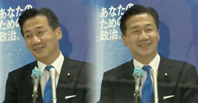 【動画】記者の質問に、立憲・福山氏「代表に伝えます×6回(笑)」