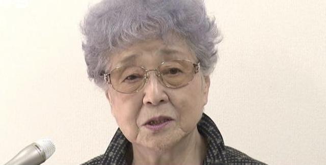 横田早紀江さん、立民・生方氏発言に「怒る気力もない」